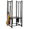 Uniflame Corporation Olde World Iron Log Rack