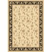 <strong>Dynamic Rugs</strong> Legacy Arronwood Ivory/Black Rug