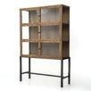 dCOR design Irondale Curio Cabinet