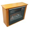 Home and Power Infrared Electric Fireplace