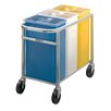 Channel Manufacturing Ingredient Bin Cart