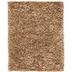 Anji Mountain Mocha Shag Area Rug
