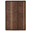 Anji Mountain Oasis Brown Area Rug