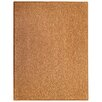 Anji Mountain Cork Hard Floor Straight Edge Chair Mat