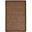 Anji Mountain Odyssey Brown Area Rug