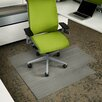 Anji Mountain Composite Hard Floor Straight Edge Chair Mat