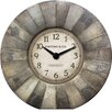 """FirsTime 7"""" Luster Tabletop Wall Clock"""