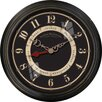 "FirsTime 15.5"" Sevenday Wall Clock"