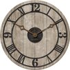 """FirsTime 18"""" Reclaimed Wall Clock"""