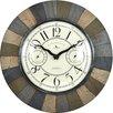 """FirsTime 15.5"""" Garden Wall Clock"""