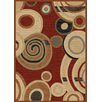 Mayberry Rug City Ritz Claret Area Rug
