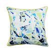 A1 Home Collections LLC Exotic Profusion Artistic Decorative Throw Pillow