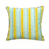 A1 Home Collections LLC Exotic Profusion Stripe Decorative Throw Pillow