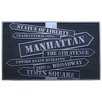 A1 Home Collections LLC New York Doormat
