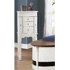 W Unlimited Classic Jewelry Armoire With Mirror