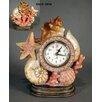 "Judith Edwards Designs Sea Shell 9"" Clock"