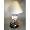 "Judith Edwards Designs Basketball 20"" H Net Table Lamp with Empire Shade"