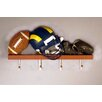 Judith Edwards Designs Football Wall Hook