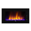 Caesar Fireplace Luxury Linear Multicolor Flame Electric Fireplace