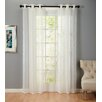 Home Fashions Beverly Curtain Panels (Set of 2)