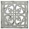 Stratton Home Decor Hand-carved Mirror Wall Décor