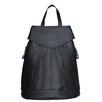 AmeriLeather Pleated Mini Backpack