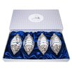 Irish Table Top Group Christmas Teardrop Bauble (Set of 4)