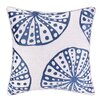 Kate Nelligan Urchins Embroidered Linen Pillow