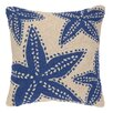 Kate Nelligan Starfish Hooked Pillow