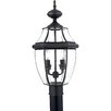 Illumina Direct Large 2 Light Post Lantern