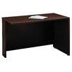 "Bush Business Furniture Series C: 29.87"" H x  48"" W Return Bridge"