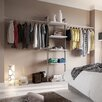 Space Pro Relax 6ft to 10.17 ft. Recessed Closet Kit