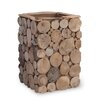 Boston International Decorative Driftwood Container