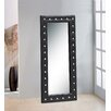 Fine Mod Imports Tufted Mirror