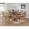 Sunset Trading Brookdale 7 Piece Counter Height Dining Set