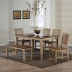 Sunset Trading Brookdale 6 Piece Dining Set