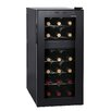 Homeimage 18 Bottle Dual Zone Thermoelectric Wine Refrigerator