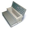 "<strong>Leisure Accents</strong> 36"" W Storage Spa/Patio Step"