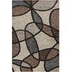 Central Oriental Tacoma Brown/Ivory Devon Area Rug