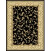 <strong>Radiance Felix Black Rug</strong> by Central Oriental