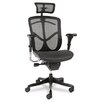 <strong>EQ Series Ergonomic Multifunction High-Back Mesh Office Chair</strong> by Alera®