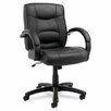 <strong>Strada Series Mid-Back Office Chair</strong> by Alera®