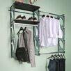 "KiO 14"" Storage Closet & Shelving"