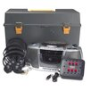 AmpliVox Sound Systems Personal CD, Cassette, AM and FM Six Station Listening Center