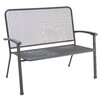 SunVilla Home Innsbruck Steel Mesh Bench (Set of 4)