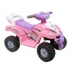 Glopo Inc. Pink Quad Battery Powered Car