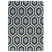 Kaleen Trends Charcoal & Grey Area Rug