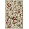 <strong>Khazana Savannah Linen Floral Rug</strong> by Kaleen