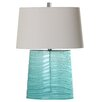 "Mariana Home Ocean Wave 25"" Table Lamp with Empire Shade"