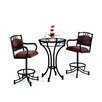 <strong>Tempo</strong> Winslow 3 Piece Pub Table Set